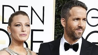 Ryan & Blake: Golden Globes Hottest Couples & Hottest Looks
