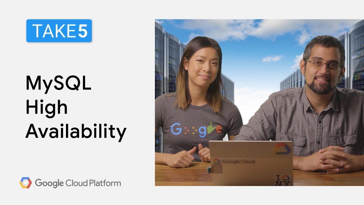 MySQL and PostgreSQL High Availability - Take5