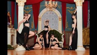 Love on the brain dance (Don Diablo remix) - Girl xinh nhảy cực chất - AVA Dance