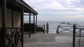 Семейный мини-пансионат в Евпатории у самого моря Жемчужинка на побережье(, 2013-11-04T13:40:55.000Z)