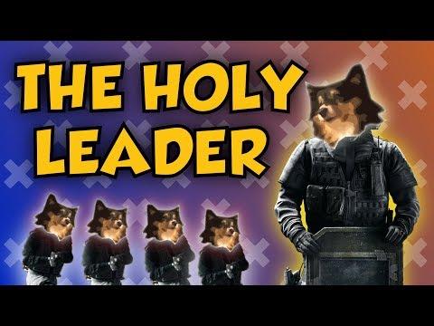 THE HOLY LEADER STRAT - Rainbow Six Siege
