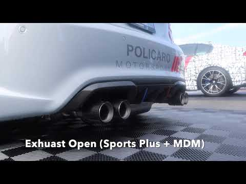 BMW M2 Competition M Performance Exhaust Sound