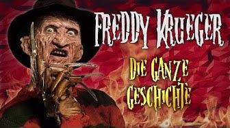 Freddy Krueger - Die ganze Geschichte von Nightmare on Elm Street | DeeMon