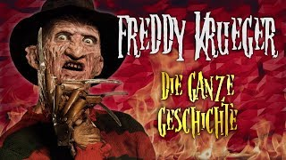 Freddy Krueger - Die ganze Geschichte von Nightmare on Elm Street   DeeMon