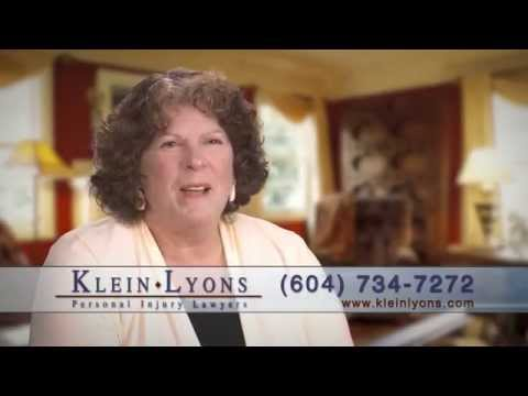 Klein Lyons talks to Shirley about her car accident
