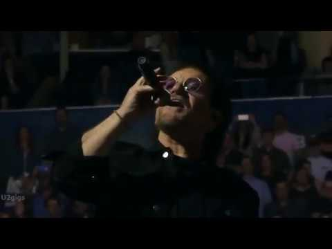 U2 The Blackout, St Louis 20180504  U2gigscom
