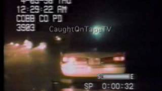 officer rocked by tornado caught on tape