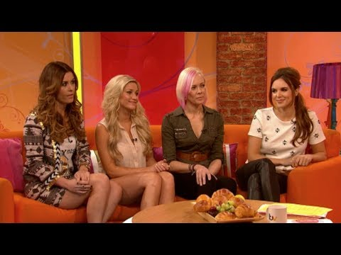 GIRL THING ON THE LORRAINE SHOW - THE BIG REUNION