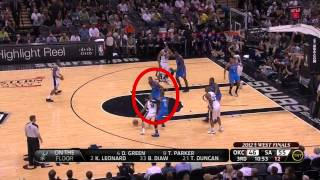 Poppovich to Parker: Abuse Russell Westbrook - Game 2 Western Conference Finals