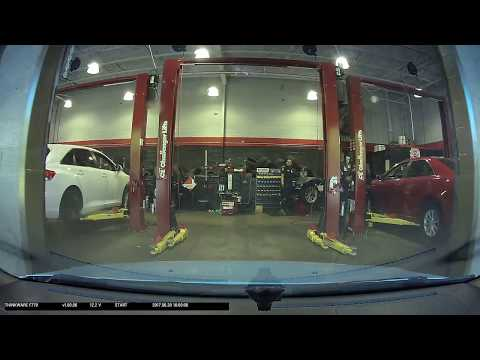 Funny Dashcam: Costco Tire Center Workers Judge My Car