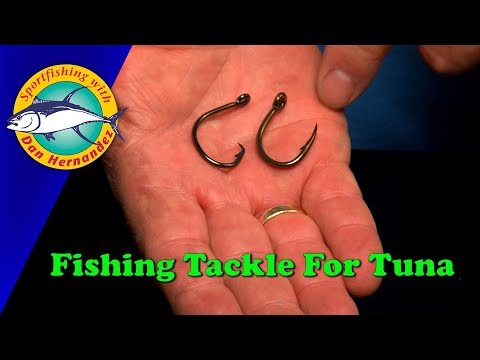 Fishing Tackle For Tuna | SPORT FISHING