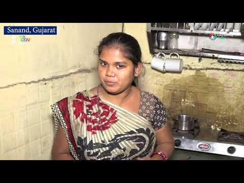 Jamanaben of Sanand, Gujarat can cook food in less time after getting free LPG connection