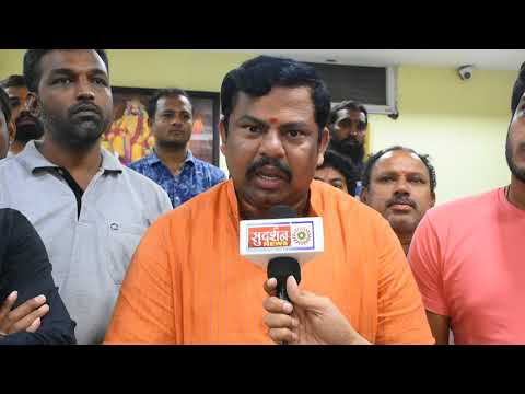 bjp mla raja singh released by hyderabad city police