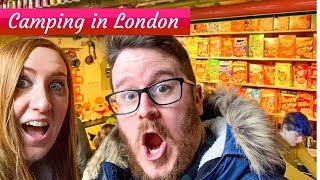 London by Camper Van - Camden Town and The Cauldron