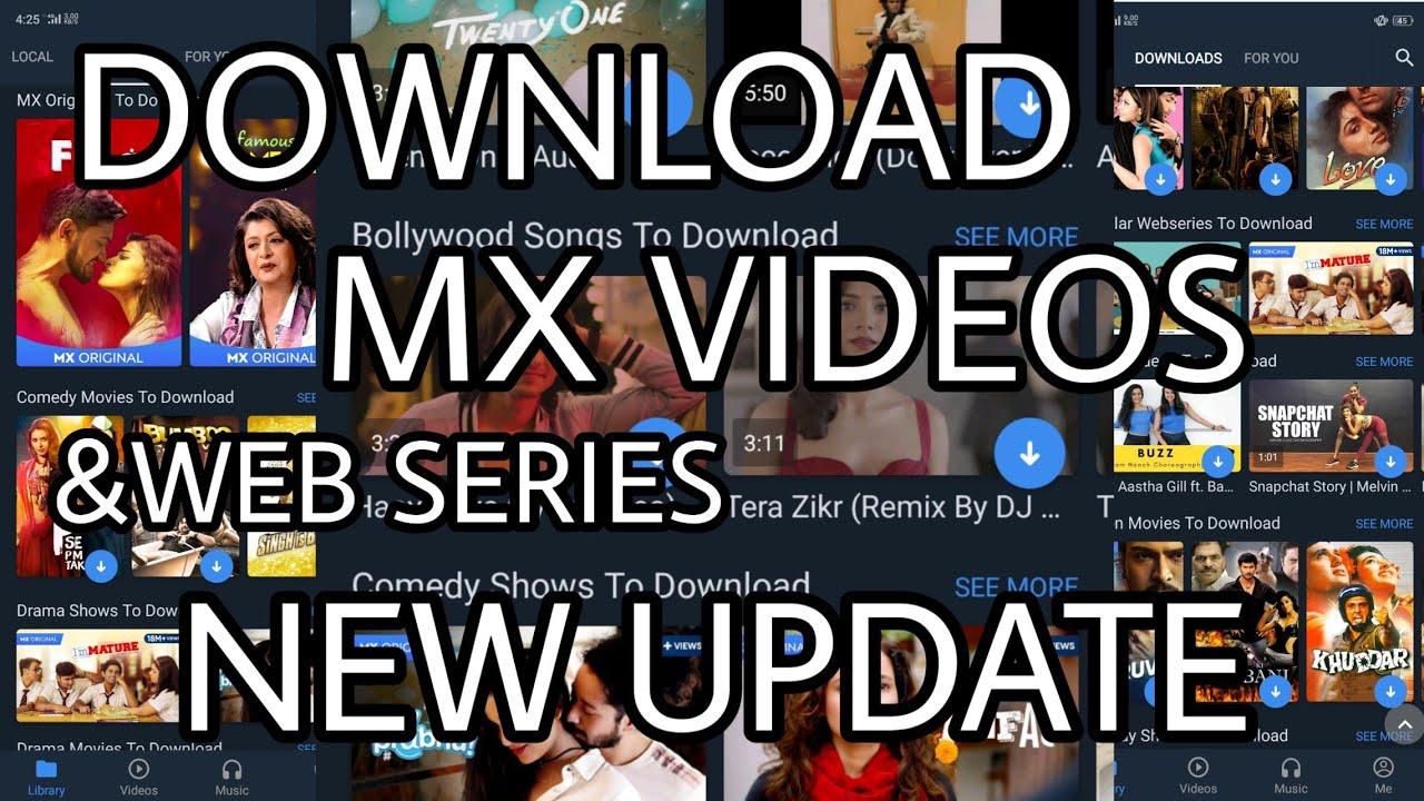 Download DOWNLOAD MX PLAYER VIDEOS || NEW BETA UPDATE || YJI IS HERE
