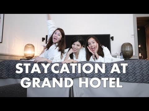 Staycation at the Best Hotel in Stockholm l Swedapura