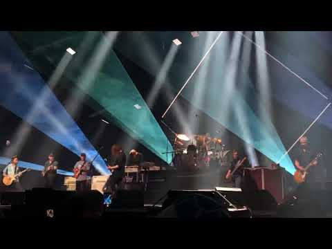 Dana McKenzie - Foo Fighters Perform With Roger Taylor of Queen, Tom Morello, and Zac Brown