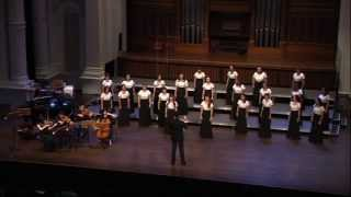 Tundra (Ola Gjeilo) - VOCO Singapore Ladies Choir