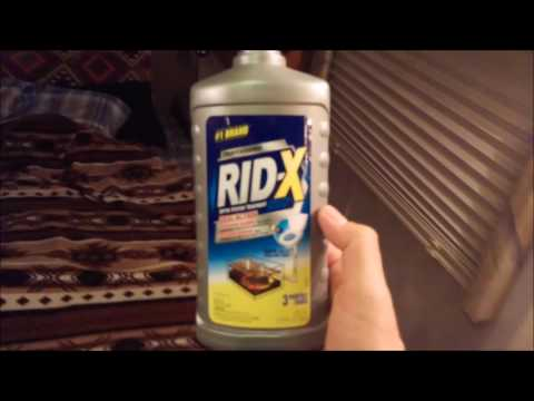 Quick Tip: Rid-X In Your RV Tanks??????