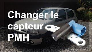 Remplacer le capteur PMH (Point Mort Haut) - Renault Clio 2