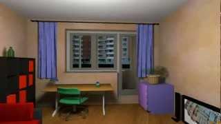 П44т двухкомнатная квартира(, 2012-12-14T11:18:45.000Z)