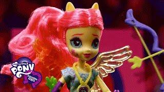 MLP: Equestria Girls Toys - Archery Master!