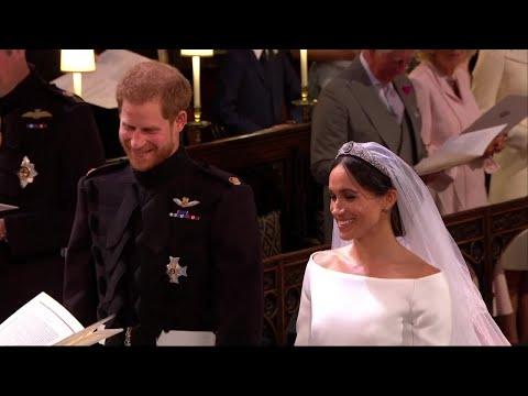 "Meghan et Harry se disent ""oui"""