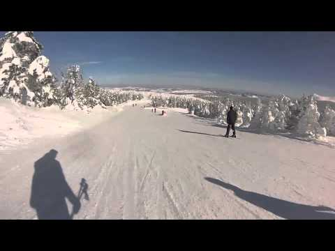Ski aux Estables FEV2015