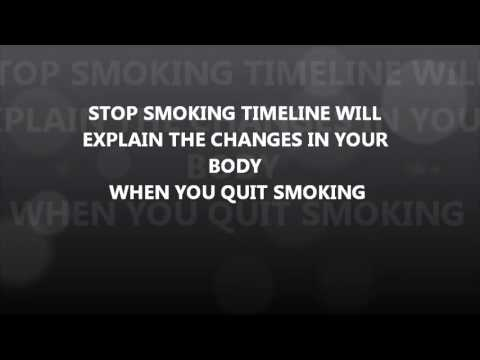 stop smoking timeline - youtube, Skeleton