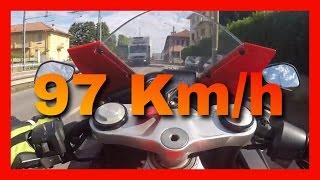 Aprilia Rs4 50    0-97 Km/h