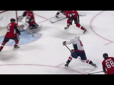 Gotta See It: Ovechkin needs only one period to record hat trick