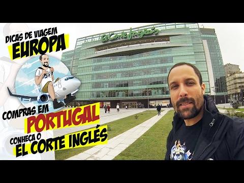 Compras em Portugal: Conheça o El Corte Inglés [Dicas de Viagem Europa]