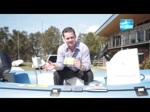 Capacity Labels On Boats ::  Marine QLD :: On The Water TV Aus :: Boating Safety
