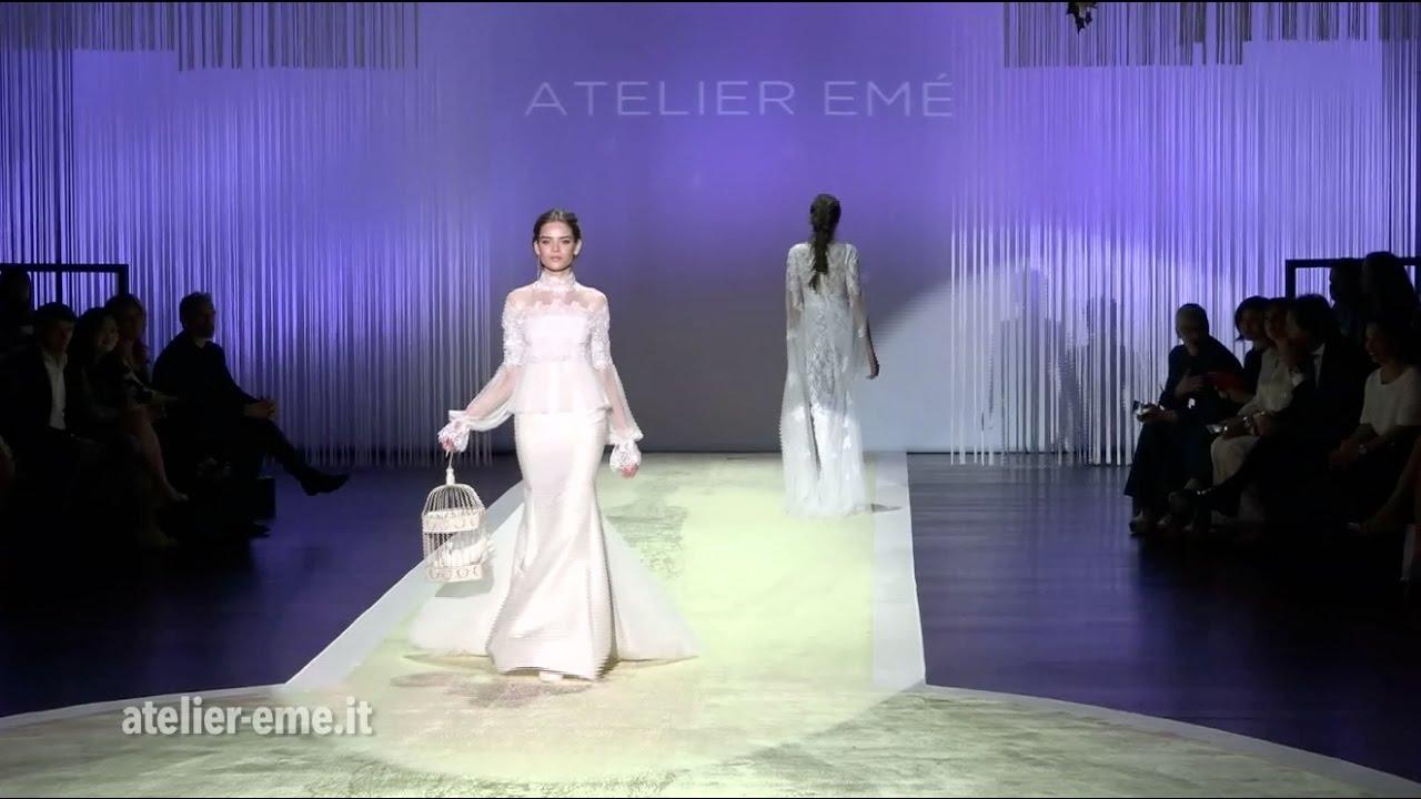 f7fcfc787dbf Atelier Emé - Presentazione Nuova Collezione 2018 - YouTube
