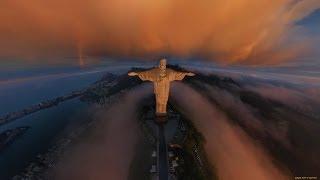 #196. Рио-де-Жанейро (Бразилия) (потрясяющее видео)(Самые красивые и большие города мира. Лучшие достопримечательности крупнейших мегаполисов. Великолепные..., 2014-07-01T05:11:59.000Z)