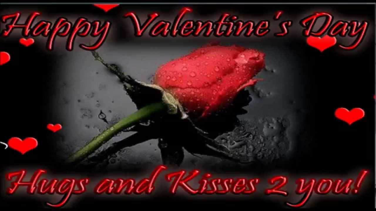 Happy Valentines day Video message Valentines day EGreeting – Valentine Day Video Card