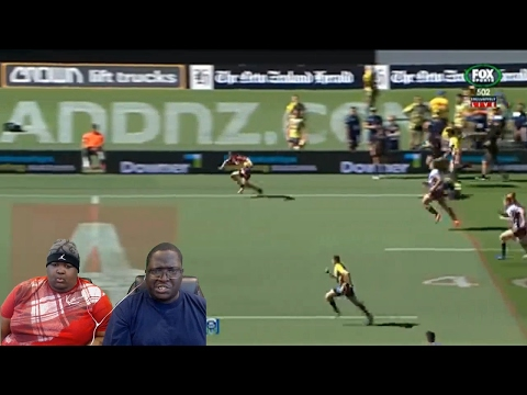 NRL 2017 Auckland Nines Top 10 Tries Reaction