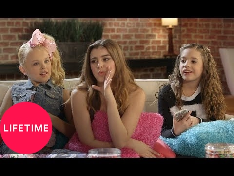 Dance Moms Slumber Party: So Many Secrets! | Lifetime