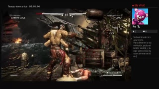 1vs1 al mortal kombat xl