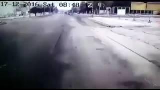 Kayseri Saldırısı Patlama Anı.