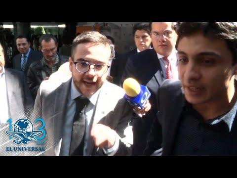 Plantean despido del asesor morenista que increpó a activista venezolano