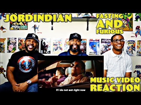 Jordindian : Fasting and Furios Music Video Reaction