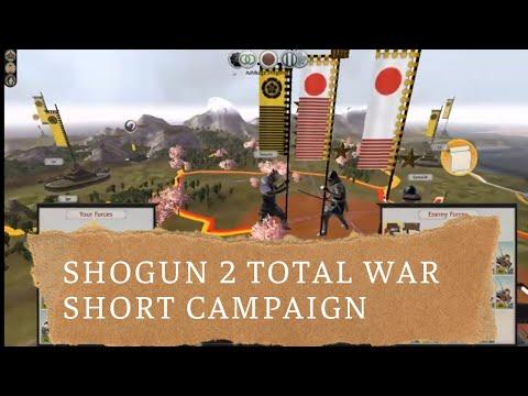 Total War: Shogun 2 || Speedrun || Short Campaign in 13:30 [WR] |