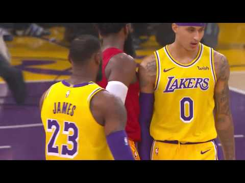 Indiana Pacers vs Los Angeles Lakers | November 29, 2018
