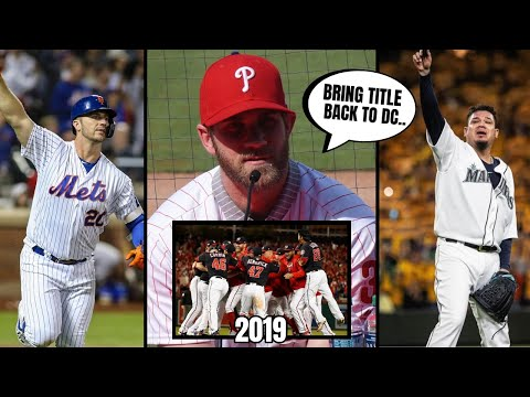 MLB | 2019 MOST UNFORGETTABLE AND BEST MOMENTS ᴴᴰ