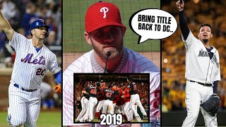 MLB  2019 MOST UNFORGETTABLE AND BEST MOMENTS