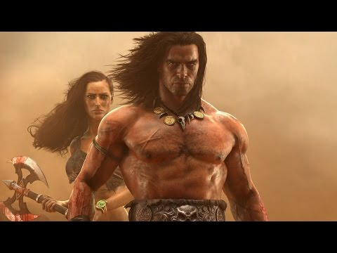 Conan Exiles, the Hyborian survival game, shows off some gameplay