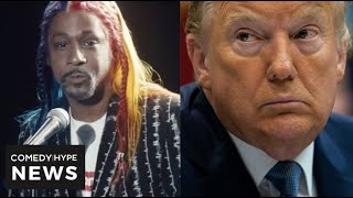 Katt Williams Calls Trump A Clown, Responds To 2020 Headlines - CH News