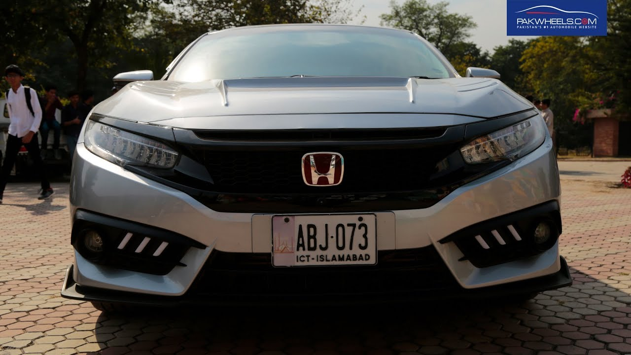 Honda Civic X 1 5 Turbo Owners Review Price Specs Features Pakwheels