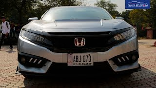 Honda Civic X 1.5 Turbo Owners Review: Price, Specs & Features | PakWheels
